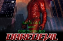 Daredevil: Movie Replica Motorcycle Suit - SOLD OUT/DISCONTINUED