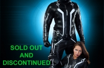 TRON LEGACY: Leather Outerwear - SOLD OUT
