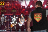 KISS Leather Outerwear - KISS ARMY Jacket/Vest