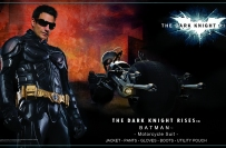 The Dark Knight Rises - Leather Outerwear