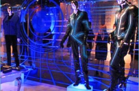 UD REPLICAS\' Suits Featured at the TRON Pop Up Shop Launch Party