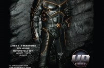 XMEN II: WOLVERINE - Leather Motorcycle Suit - SOLD OUT