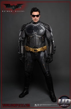 Batman Begins™ Pre Suit Replica Nomex Design Image 1
