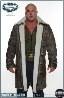 The Dark Knight Rises™ - BANE™ - Movie Replica - Leather Trench Coat Image 1