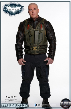 The Dark Knight Rises™ - BANE™ Leather Jacket with Vest Image 1