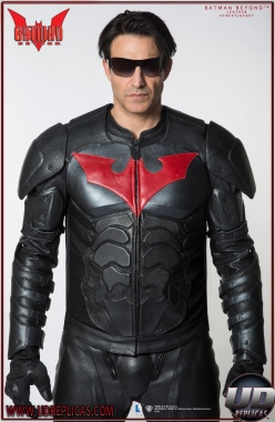 Batman Beyond Leather Jacket Image 1