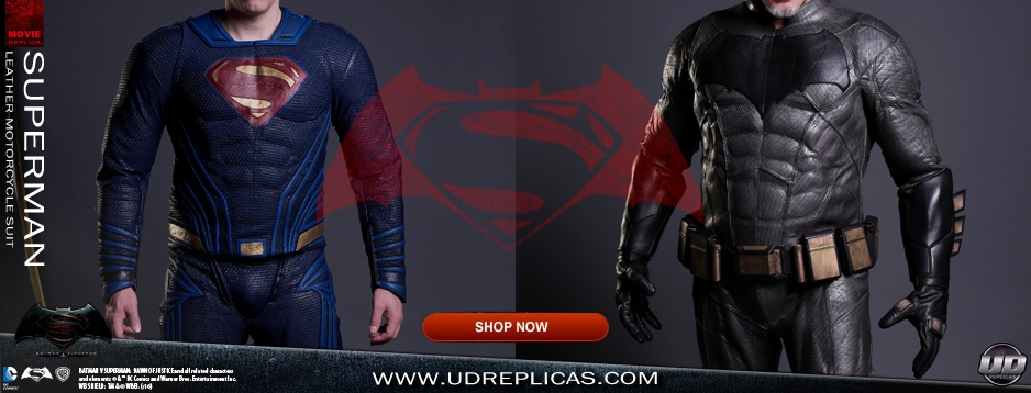 ud replicas official superhero outerwear